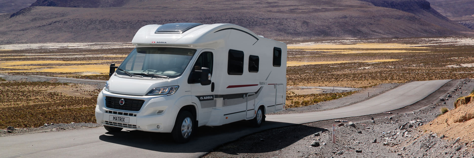Adria Matrix Plus M 670 SP zunanjost