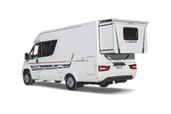 Adria Compact SLS Plus Slide Out